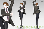 {MMDxFnaF} Mike Schmidt [COMPLETE] by Tamachee-Insanity