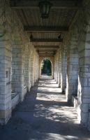 Stock: Column Walk V by confused-stock