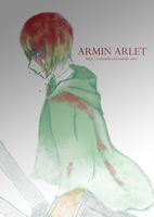 Bloody Armin by shinatarou