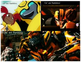 The 3 Loyal Friends of Bee. by Angelgirl10