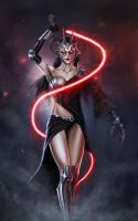 Darth Kridious by TSABER