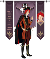 AA: Jethro Roth Ashbel by D-for-Duchess