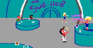 Leisure Suit Larry by EggHeadCheesyBird