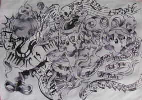 Music Is Art by hipy666