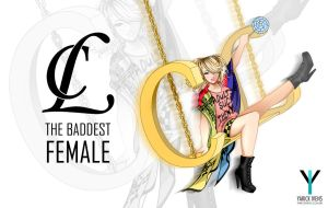 CL, The Baddest Female by YarickArt