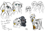 Line of Succession - Brynie the Sorrowful by Valkyrie-Girl