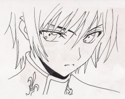 Lelouch by Blodhramr