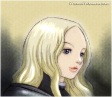 Claymore: Teresa +sketch+ by 77Shaya77