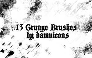 More grunge brushes by Sarah-Dipity