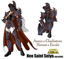 Aiace del Gladiatore by nirti