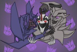 Starscream's Fantasy: DFF by Rakshar