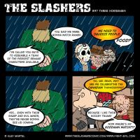 The Slashers 37 by crashdummie