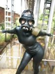 Frogwoman by kinkystyle