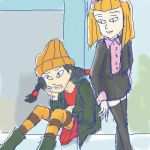 Spinelli and Ashley A. by Night-Maze