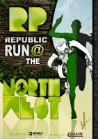 Republic Run Poster Entry by 69efan69