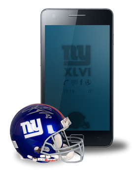 Super Bowl XLVI 2012 by SilentWard