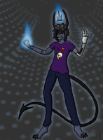 Jack for Asylum-Syndrome (Art Trade) by CannibalHarpy