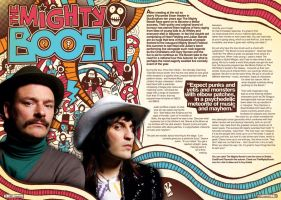 247 Mag Mighty Boosh Article by 54NCH32
