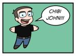 Chibi John by JohnSlaughter
