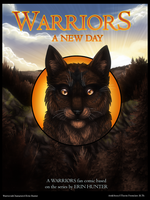 WARRIORS - A New Day Cover by ThorinFrostclaw