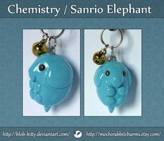 Chemistry or Sanrio Elephant by ShinyCation