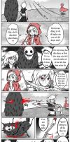 [MAGI] Mission 2: Red like blood by Wind1006