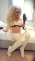 Emma Frost Eat Your Heart Out by ZaraKane