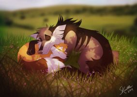 Early Spring by Skailla