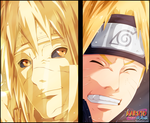 Naruto 644 - Father and Son by DesignerRenan