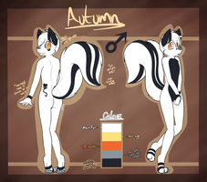 Autumn Ref- 2013 by CloudyPaws54