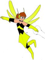 WASP  ANIMATED by JohnnyFive81