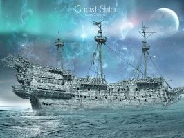 Ghost Ship by israelcs