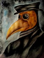 Plague Doctor Pesta Noira by Ragnoria