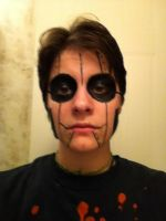 Wheatley Makeup round one by AcE-oFkNaVeS