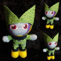 Art Trade Plushie Cell by ThePlushieLady