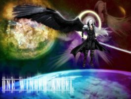 Sephiroth is a God by Billysan291