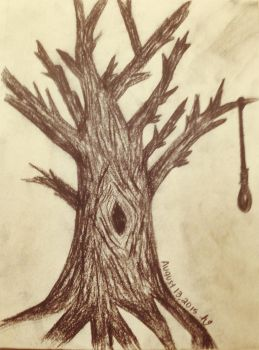 Hanging tree by sarling