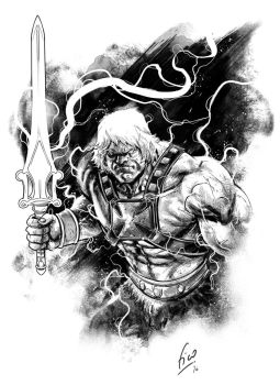 HE-MAN by Fico-Ossio