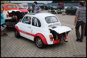 Abarth 695 by compaan-art