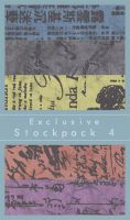 Exclusive Stockpack 4 by Tijgerkat