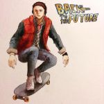 Back to the Future 10.21.2015 by ninoluva