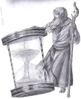 Father of Time by Draco-McWherter