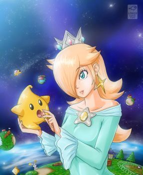 Rosalina by LinkerLuis