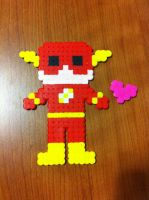 The Flash Bead Sprite by fmagirl09