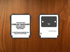 mac guy biz cards by hro