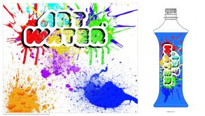 Spatter Bottle by Shawn-Saylor