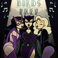 BATB: Birds of Prey by g0N3Morganna