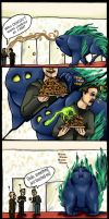 Mission: Bruse Finds the GAC by pearldragon145