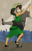 Bolin's Got Some Moves by OrdinarySnowflake