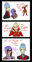 LoL: Very Punny Vlad by RyoSinna